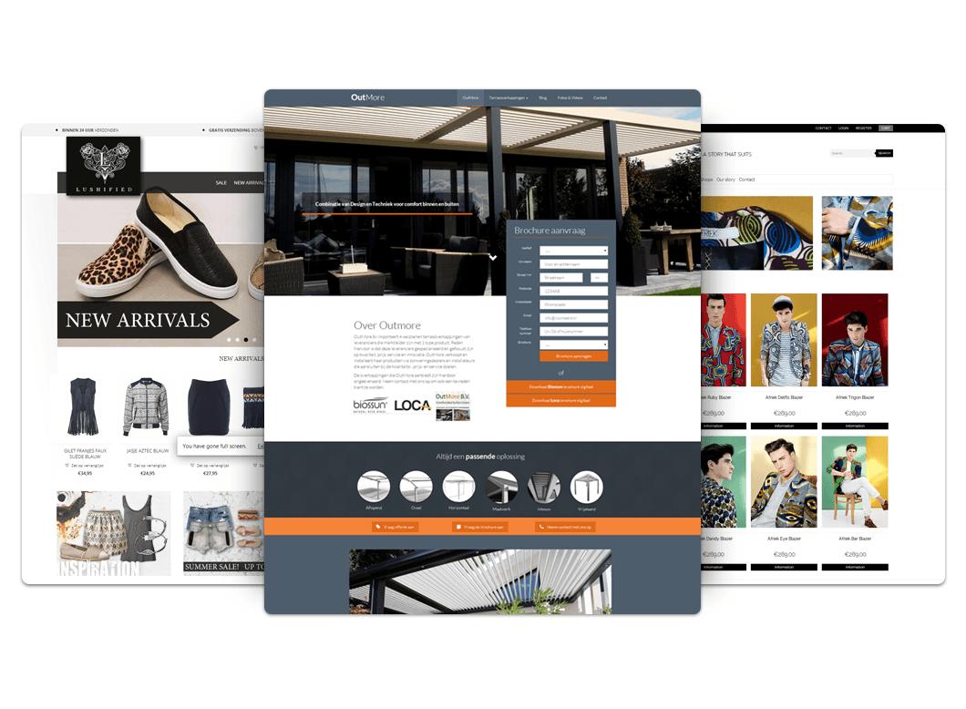 Webdesign bureau OOSEOO uit Amersfoort