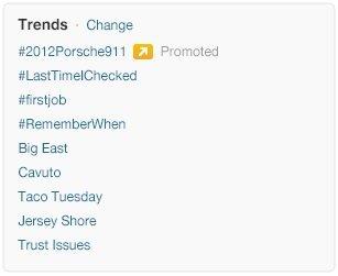 Uitgelichte Trends