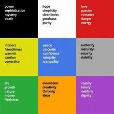 Kleurgebruik