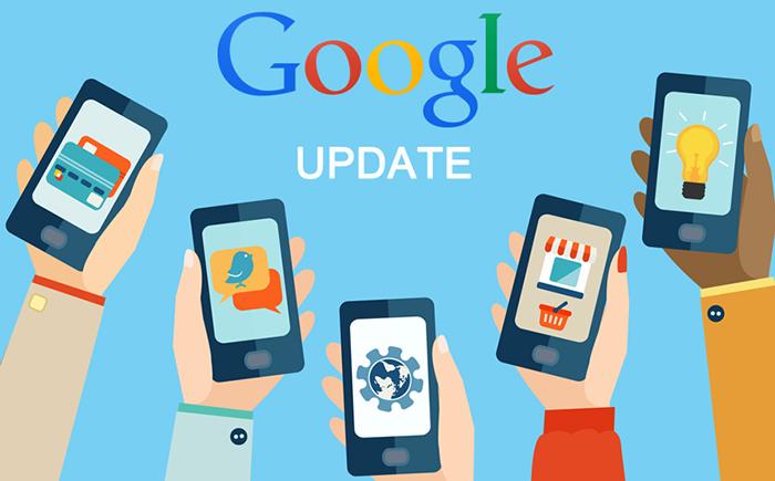 Google KW update